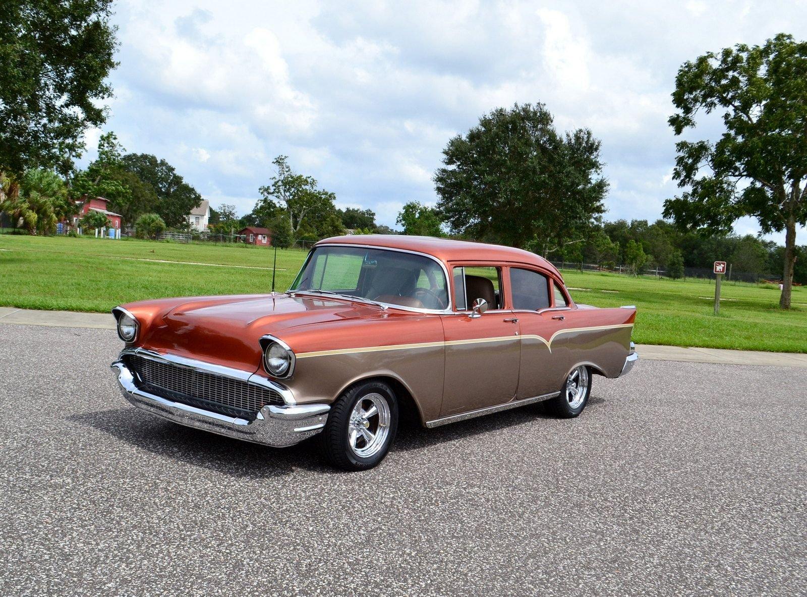 1957 chevrolet 210 custom