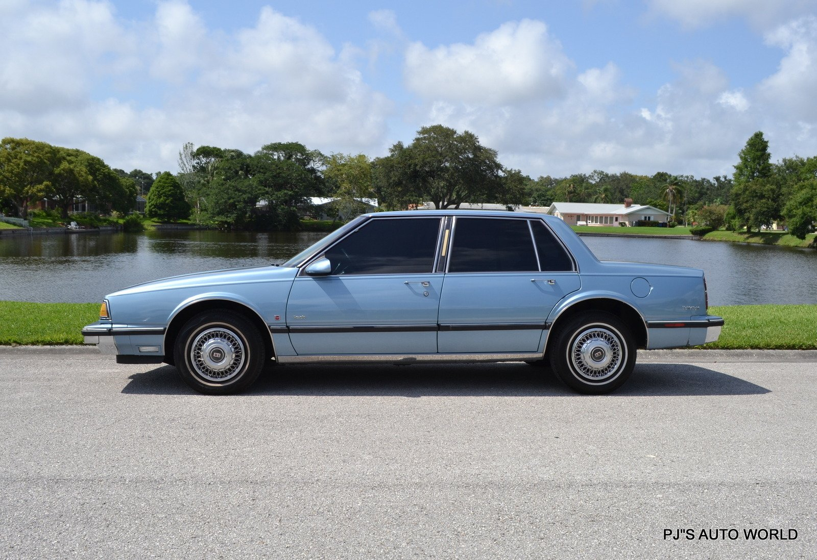1989 oldsmobile eighty eight royale