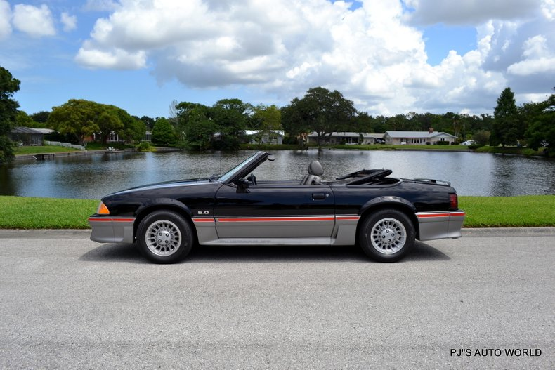 1989 Ford Mustang For Sale