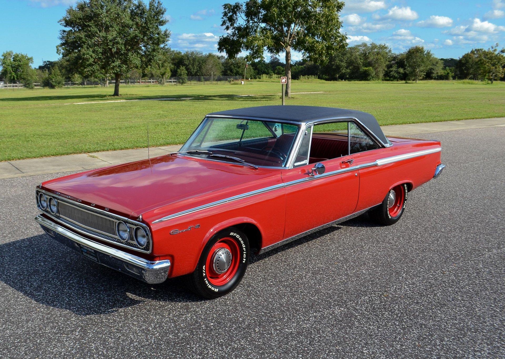 1965 Dodge Coronet Pj S Auto World Classic Cars For Sale