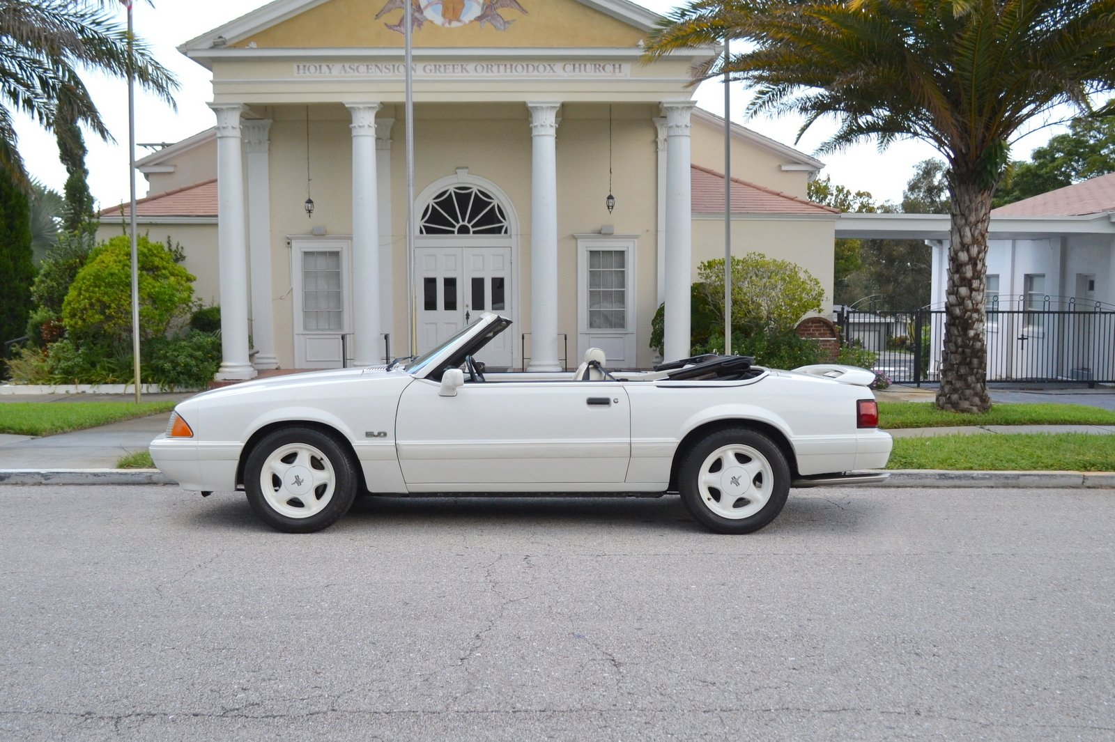 1993 ford mustang 2dr convertible lx 5 0l