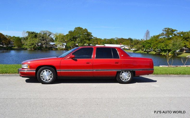 1996 Cadillac DeVille For Sale