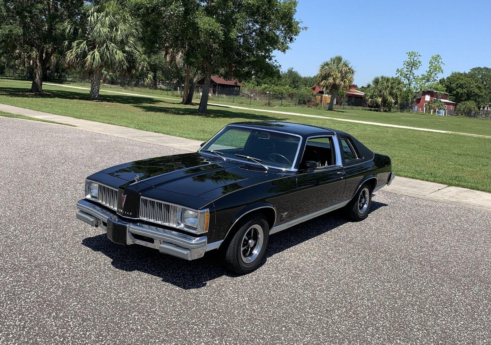 1978 pontiac phoenix lj