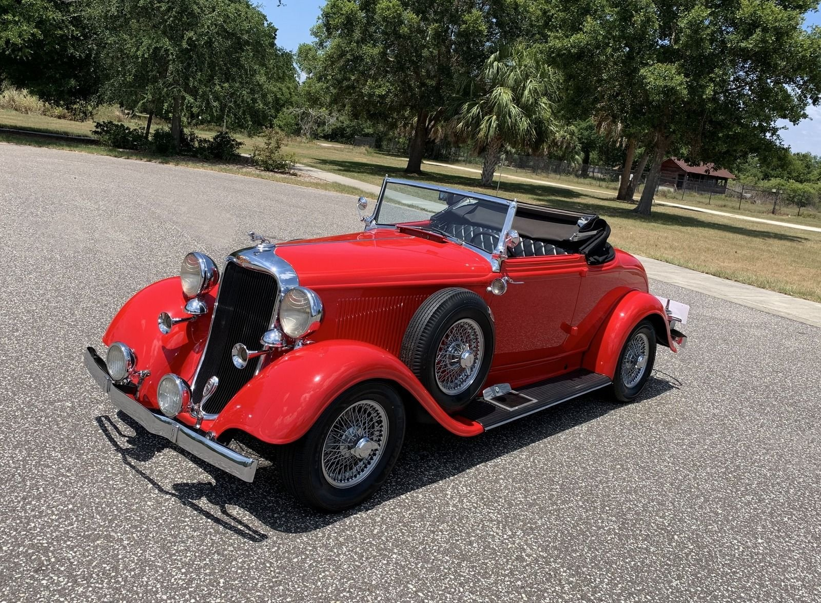 1933 dodge street rod roadster