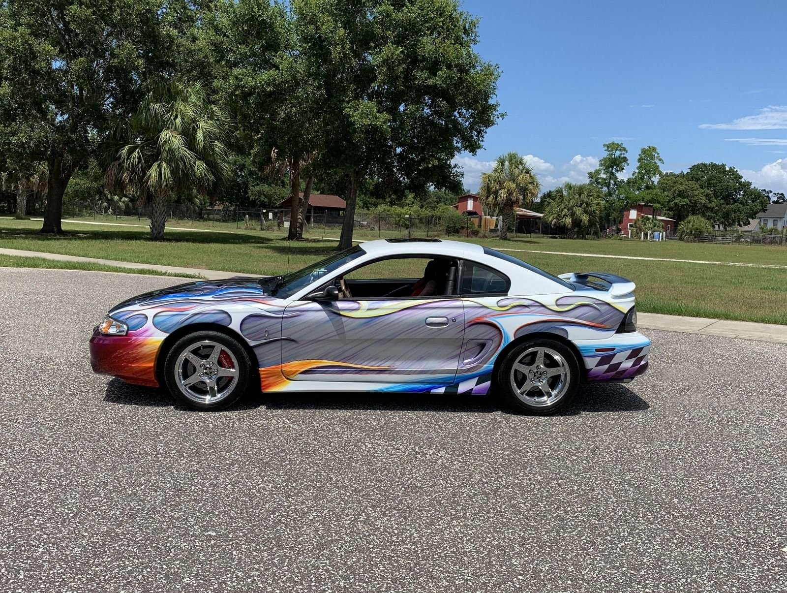 1996 ford mustang cobra custom