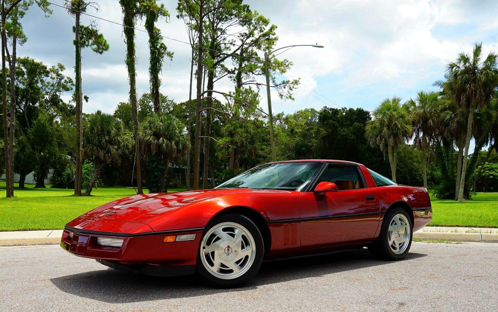 1988 chevrolet corvette 2dr hatchback coupe