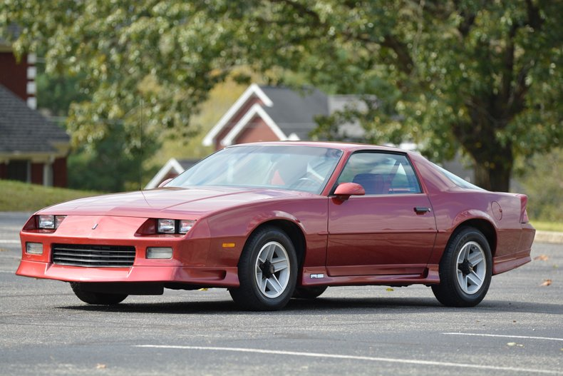 1991 Chevrolet Camaro RS For Sale