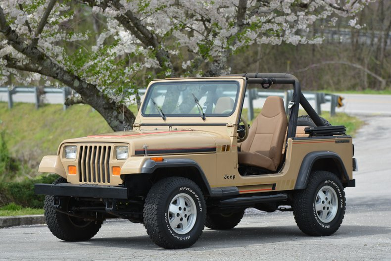 1988 Jeep Wrangler