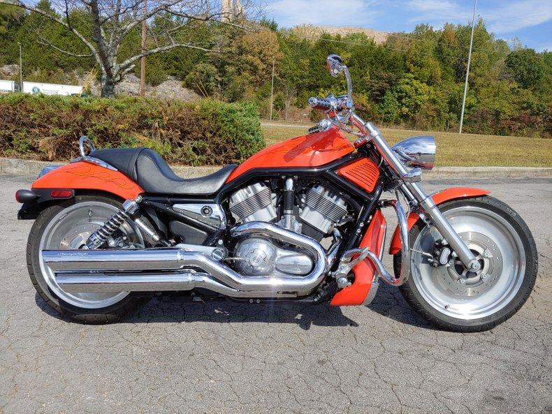 2004 Harley Davidson V Rod