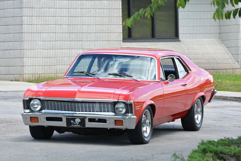 1970 Chevrolet Nova LS powered