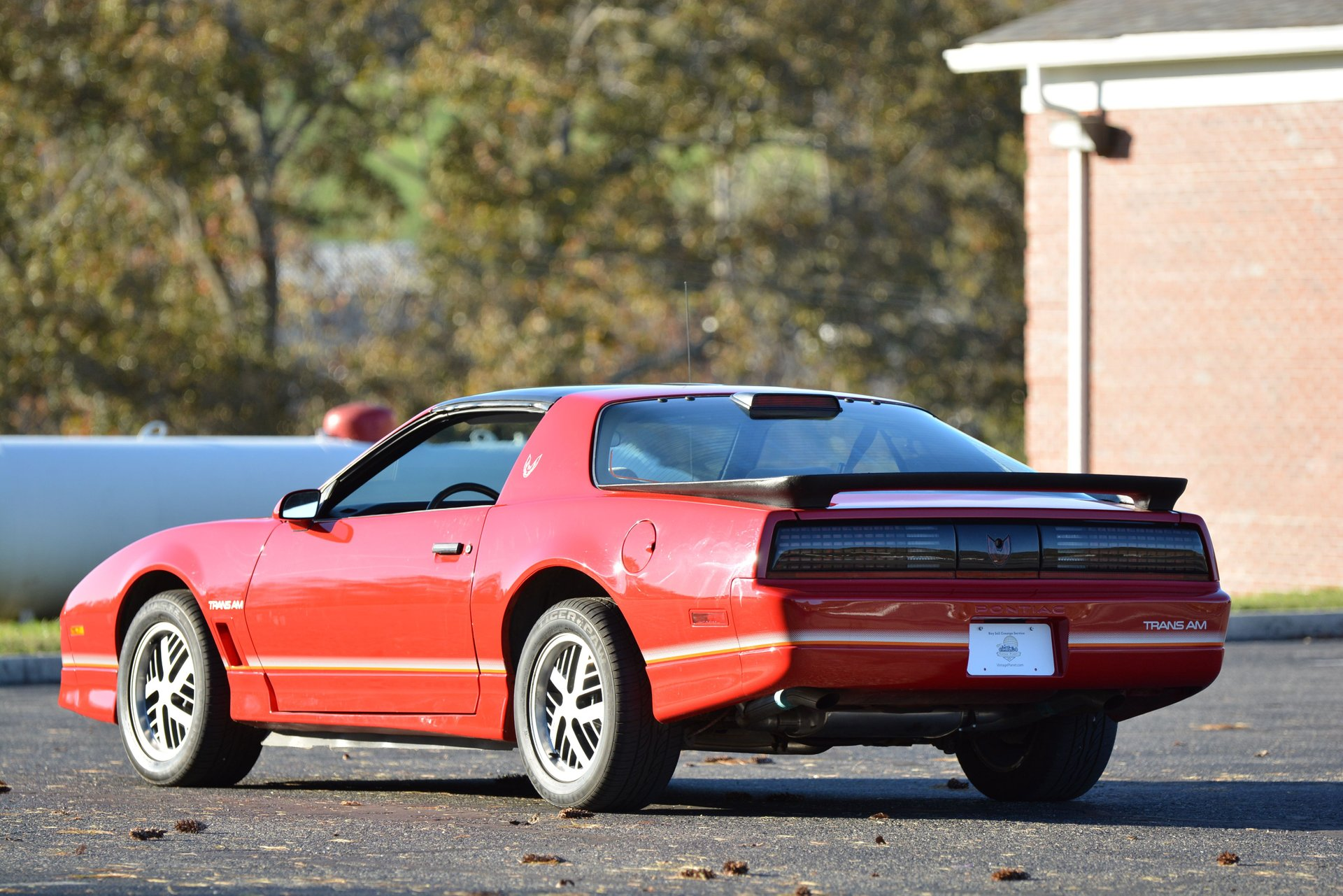 1986 pontiac firebird trans am vintage planet 1986 pontiac firebird trans am