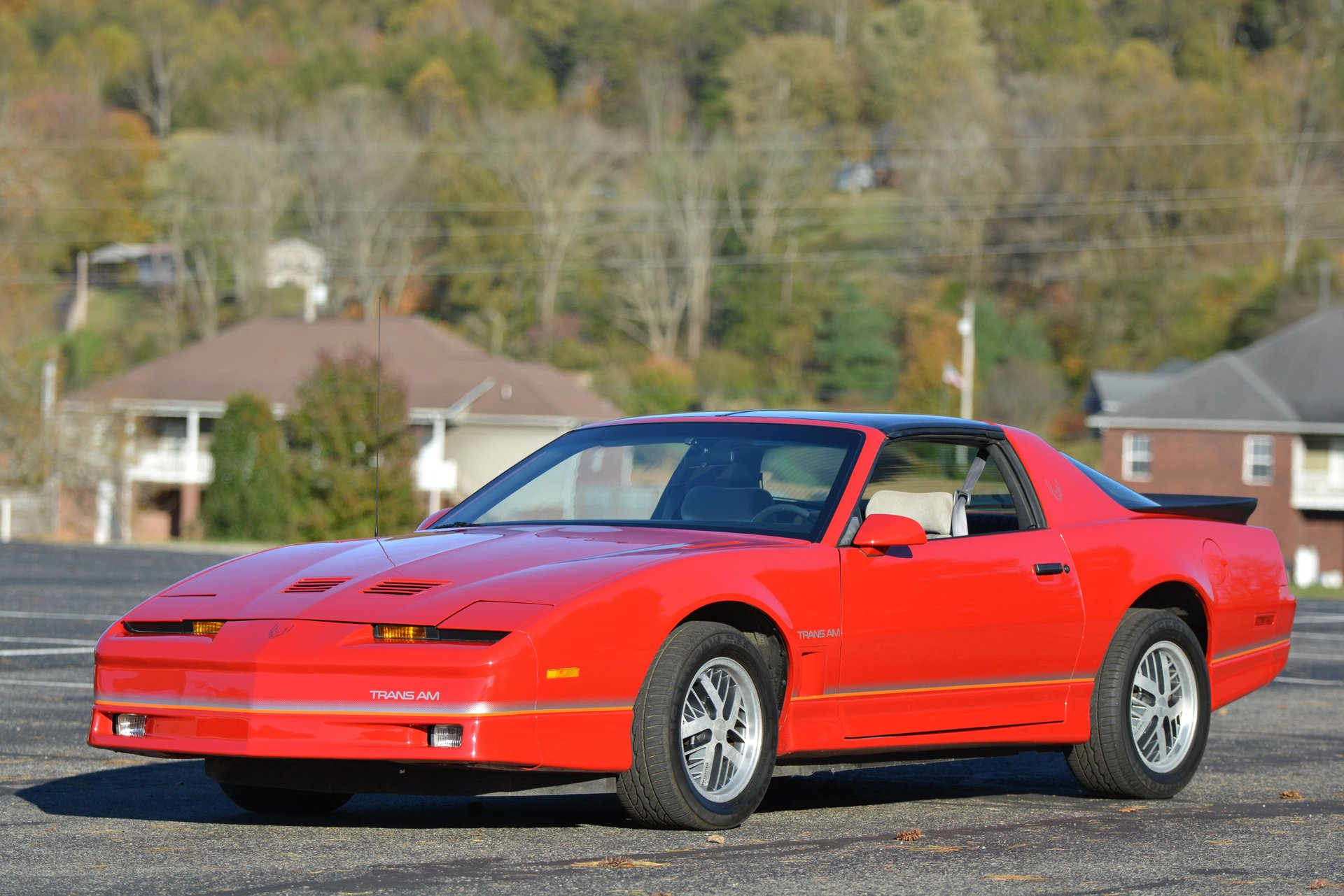 1986 Pontiac Firebird Trans Am Vintage Planet
