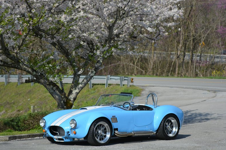 1965 Backdraft Cobra 427