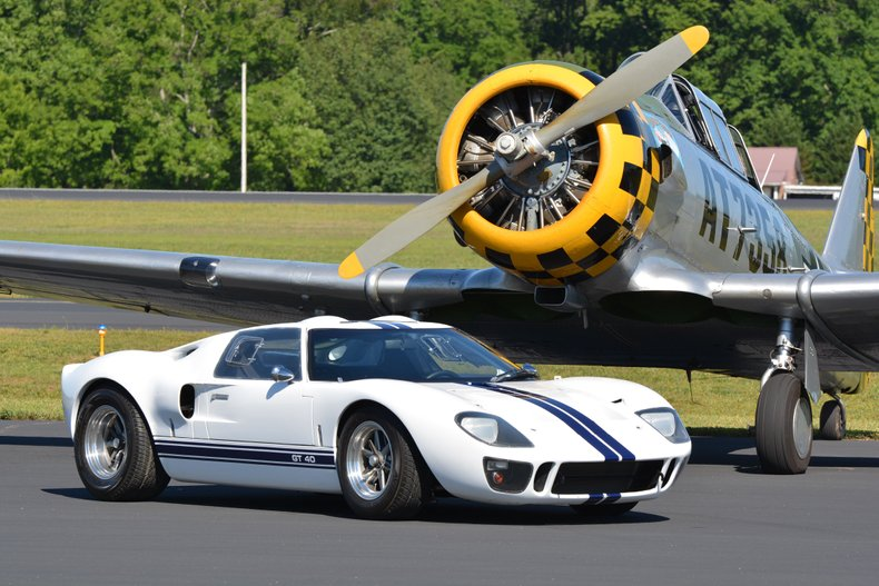 1965 Superformance GT 40 MK I