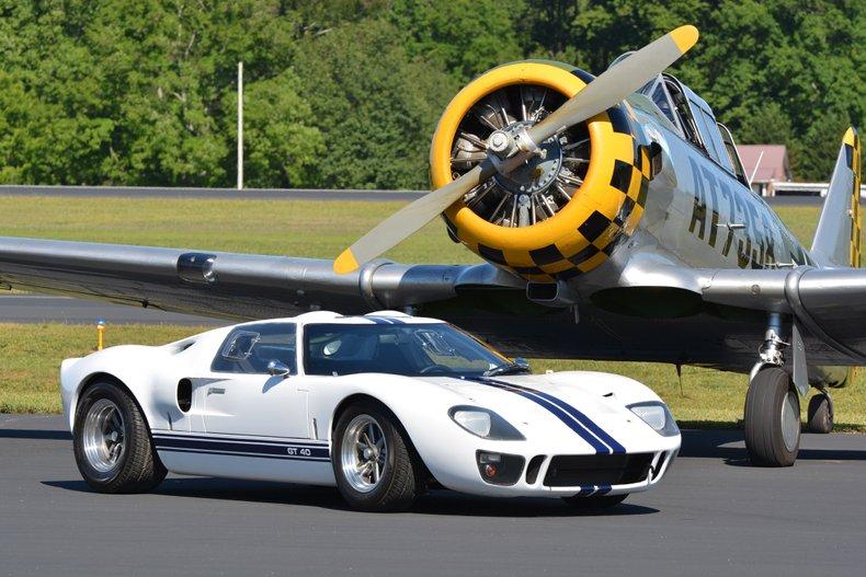 1966 Superformance GT 40 MK I
