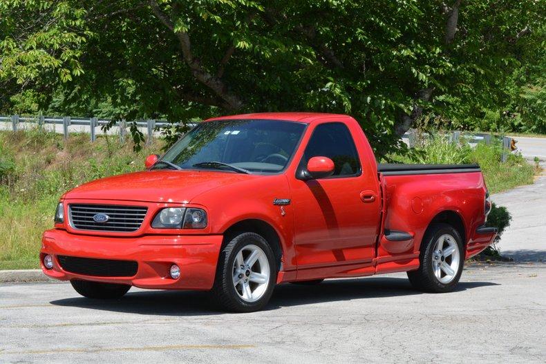 2003 Ford F150 Lightning