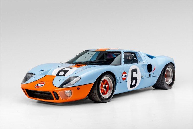 1969 Superformance GT40 Toolroom