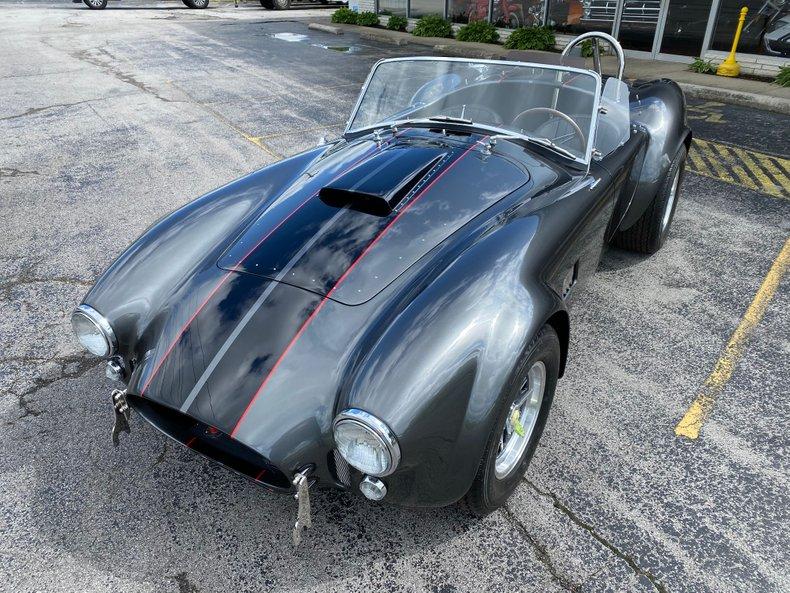 1965 Superformance Cobra MkIII 427 S/C