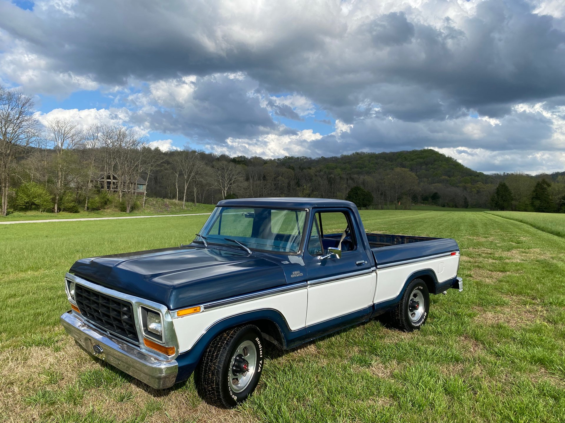 1979 ford f100 custom