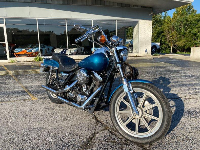 1986 Harley Davidson Lowrider