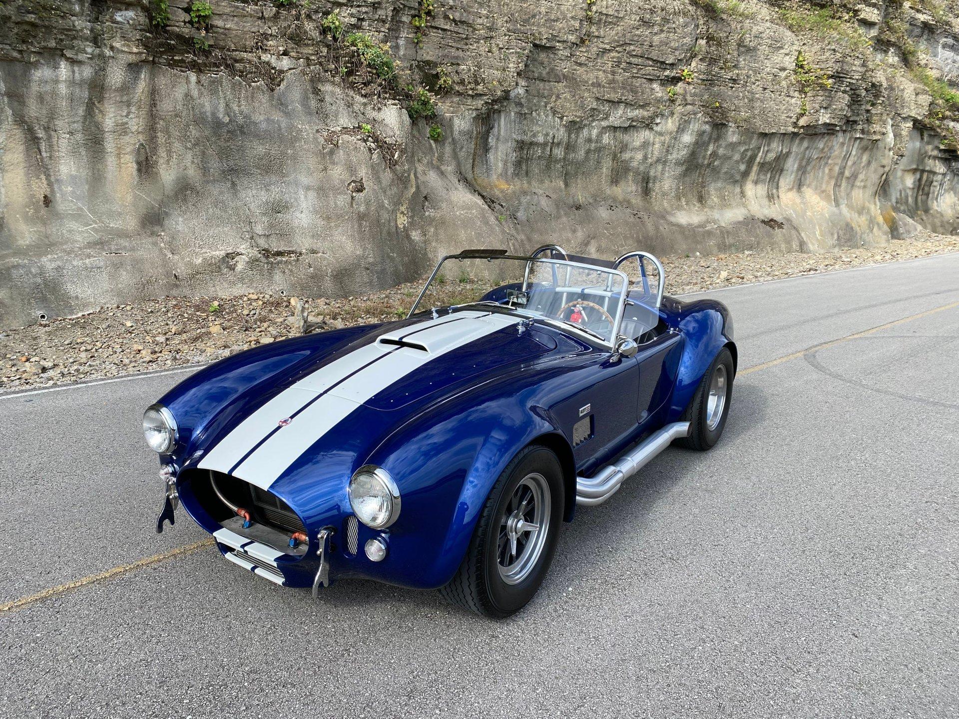 1965 superformance cobra mkiii 427 s c