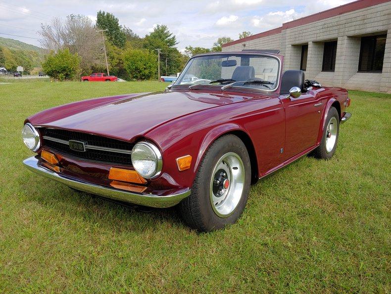 1969 Triumph Tr6 Berlin Motors