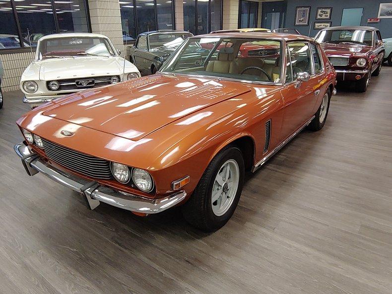1973 Jensen Interceptor For Sale