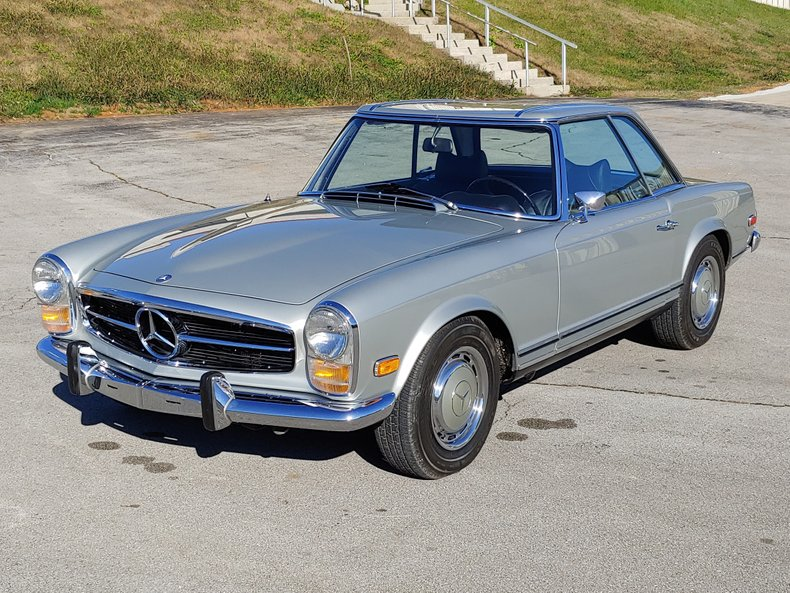 1969 Mercedes-Benz 280SL For Sale