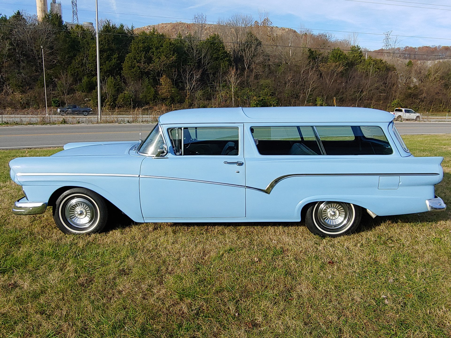 1957 Ford Ranch Wagon | Vintage Planet