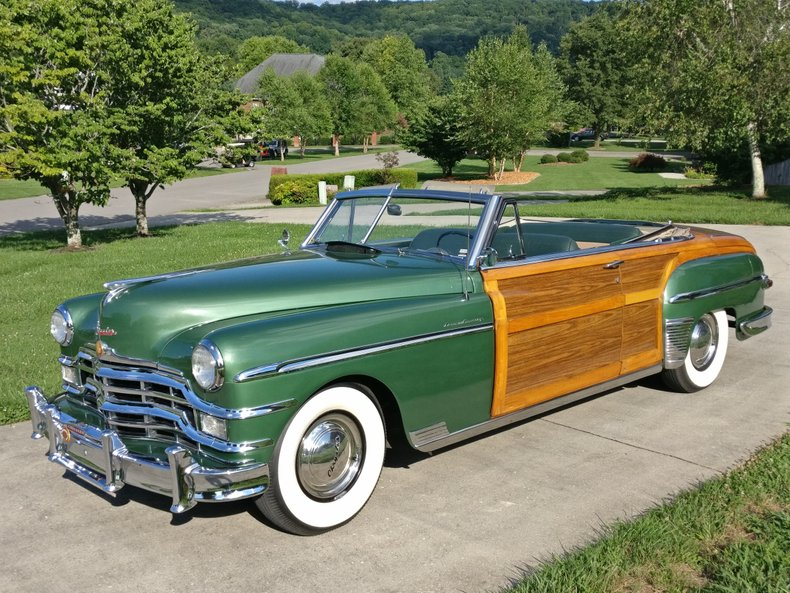1949 Chrysler Town and Country For Sale