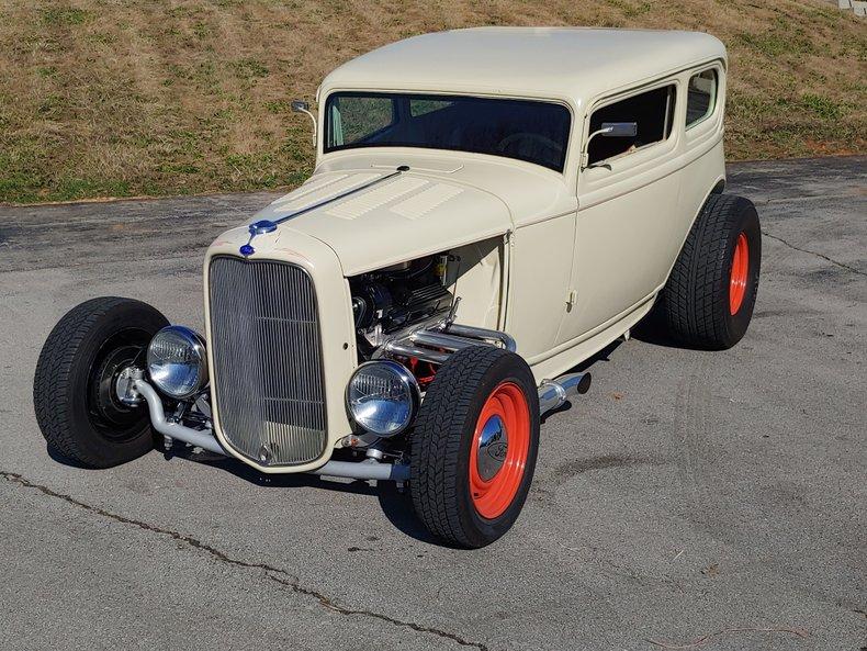 1932 Ford Tudor Sedan For Sale
