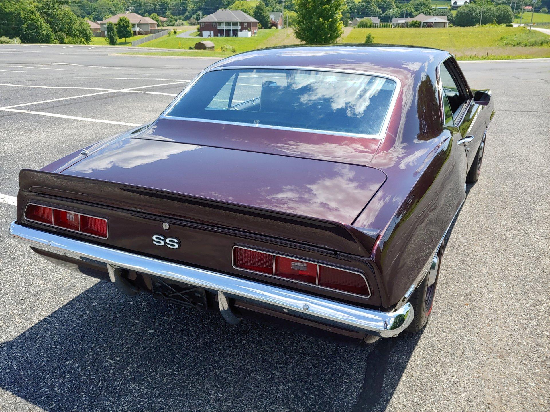 1969 Chevrolet Camaro   Vintage Planet