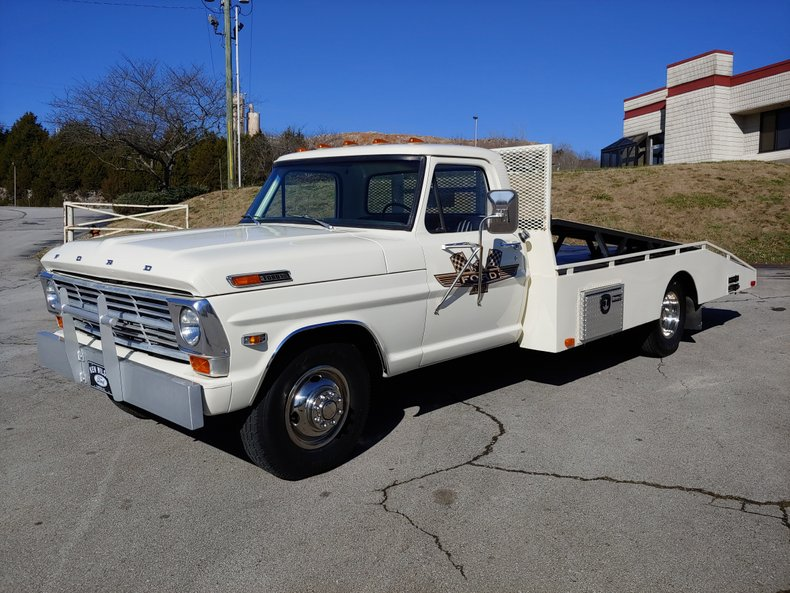 1969 Ford F350 Ramptruck For Sale