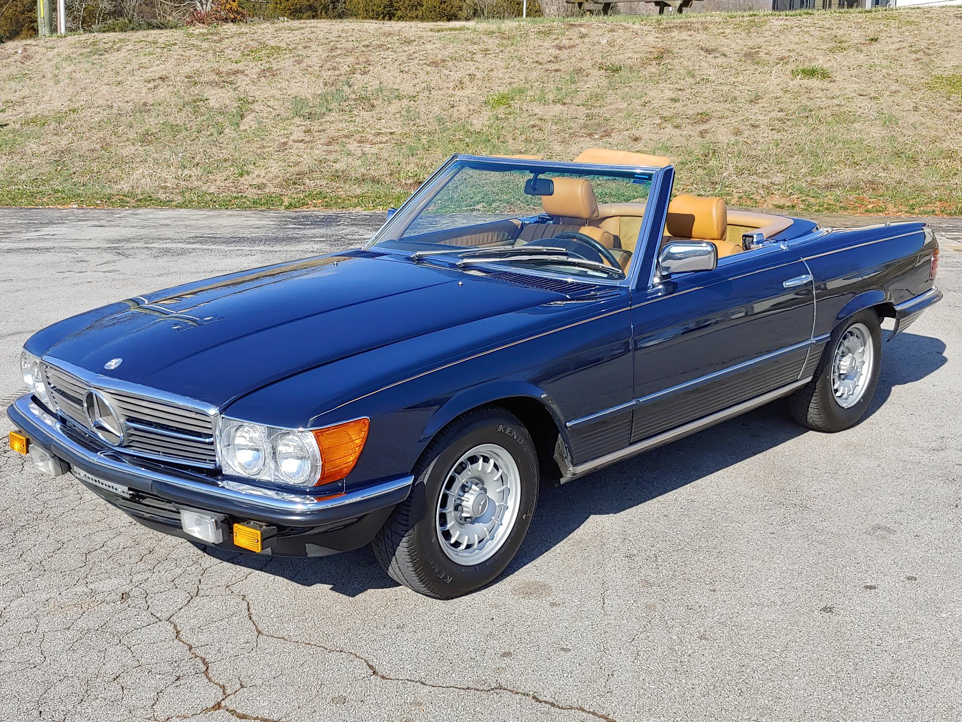 1985 mercedes benz 280sl