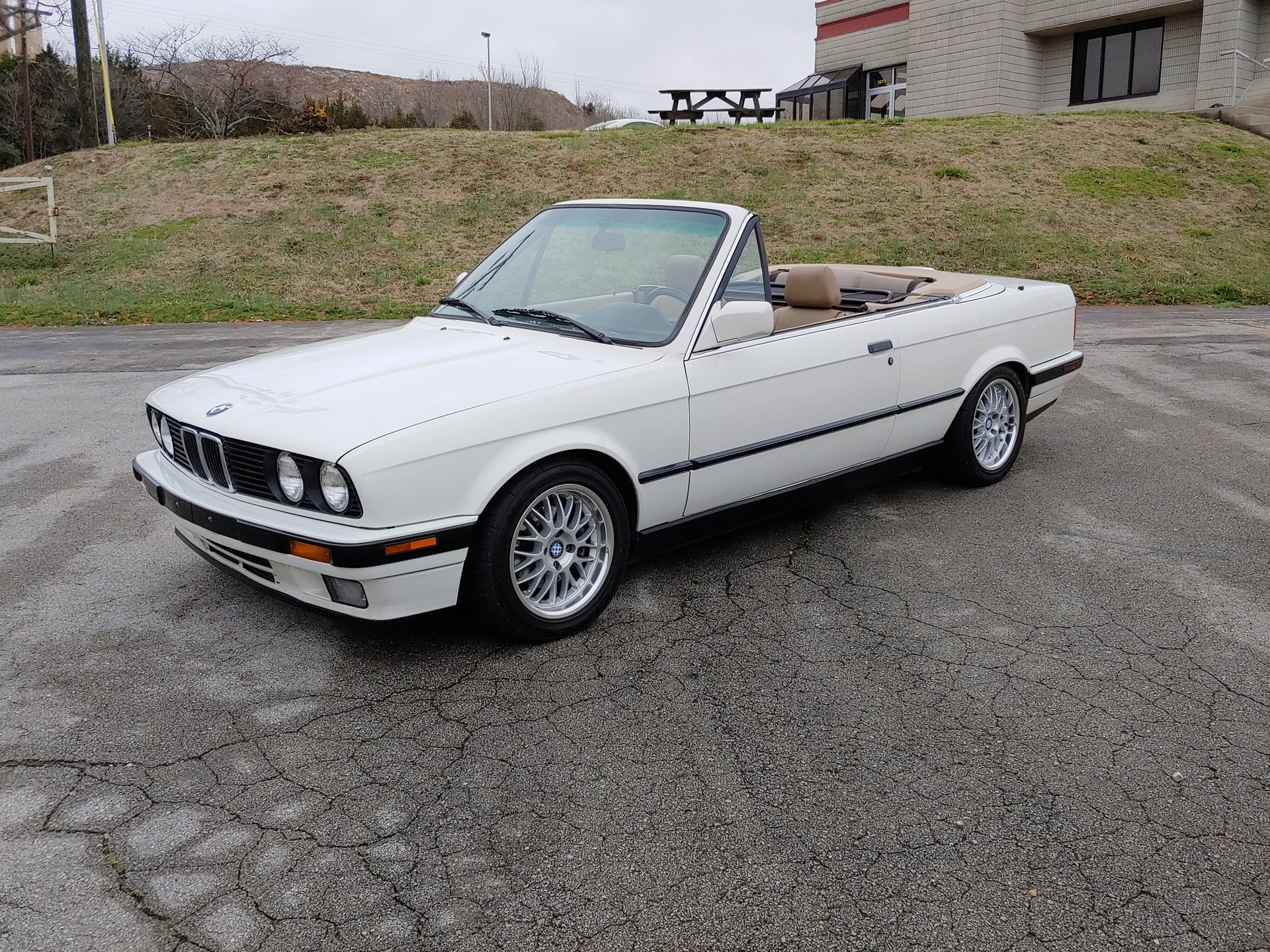 1992 bmw 3 series 2dr convertible 325ic