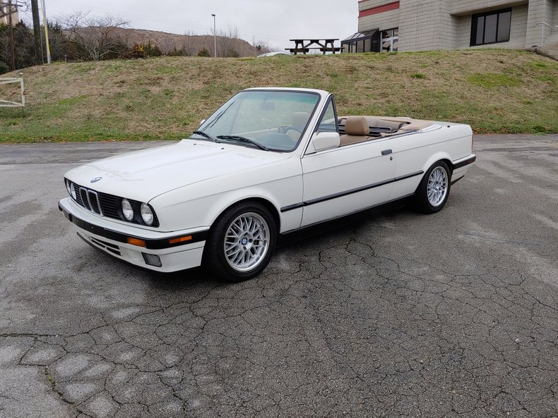 1992 BMW 325i Convertible For Sale