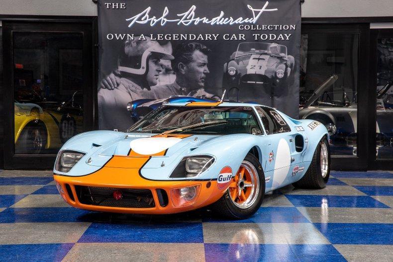1965 Superformance GT40 MKI Wide Body