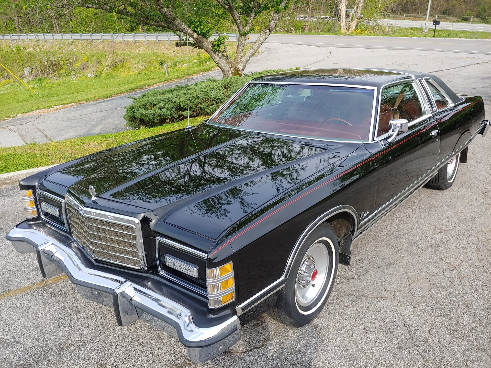 1978 ford ltd landau one owner
