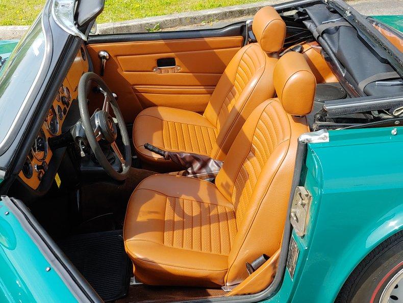 1974 Triumph TR6 21