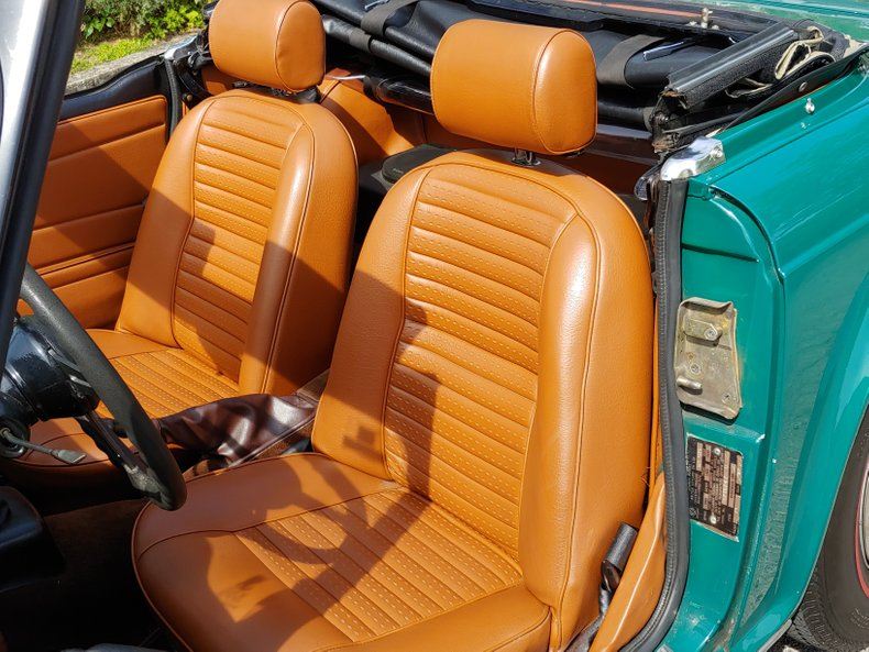 1974 Triumph TR6 22