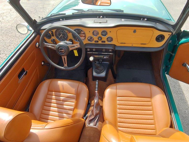 1974 Triumph TR6 2