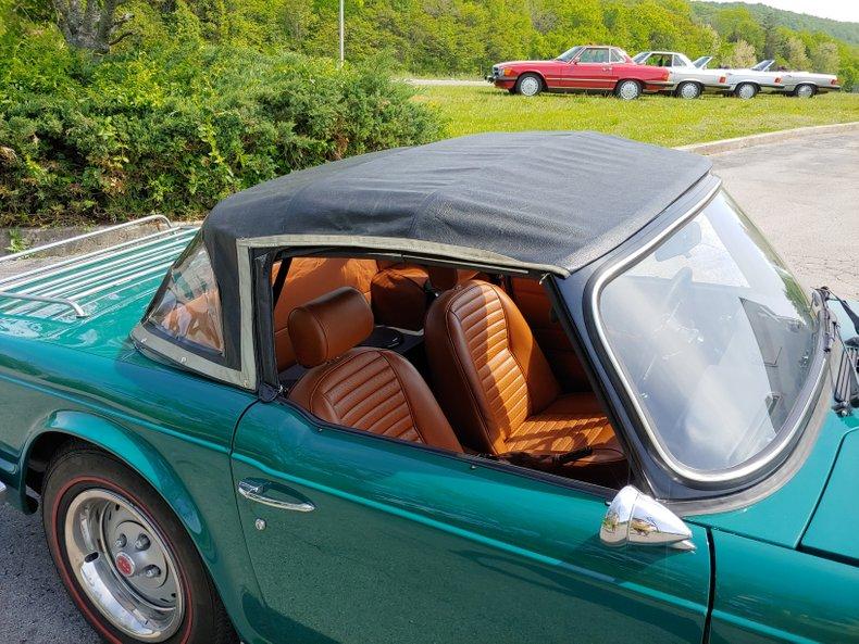 1974 Triumph TR6 45