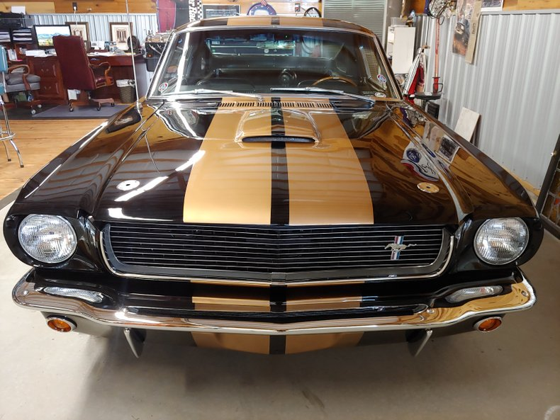 1966 Shelby GT350-H 4