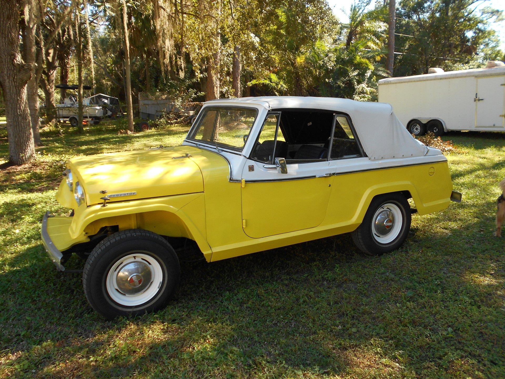 1967 jeep commando 4x4