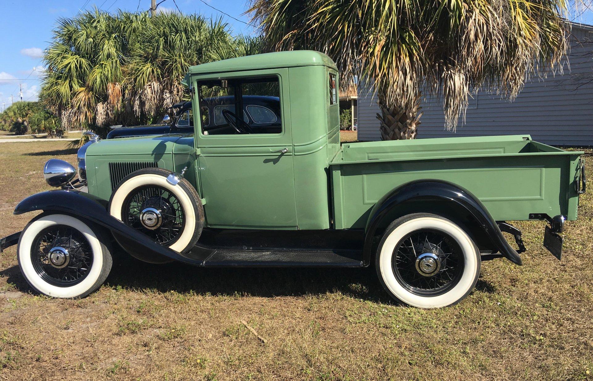 1932 chevrolet 1 2 ton pickup