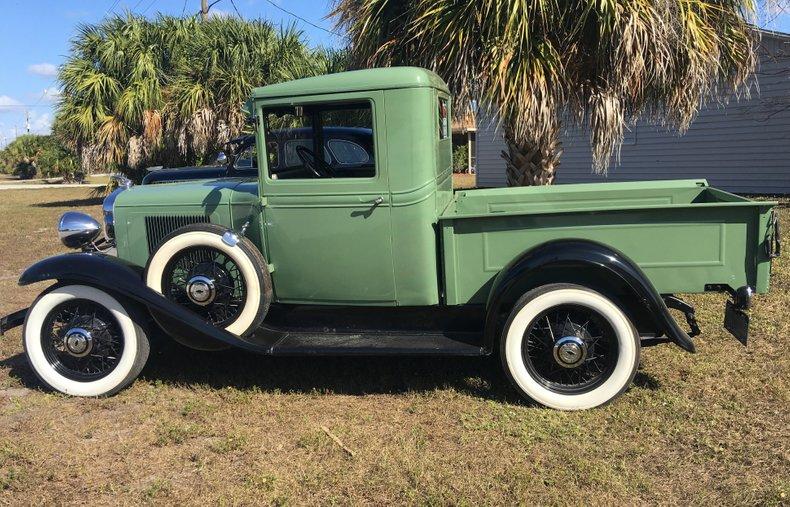 1932 Chevrolet 1/2-Ton Pickup