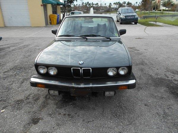 1984 BMW 528e
