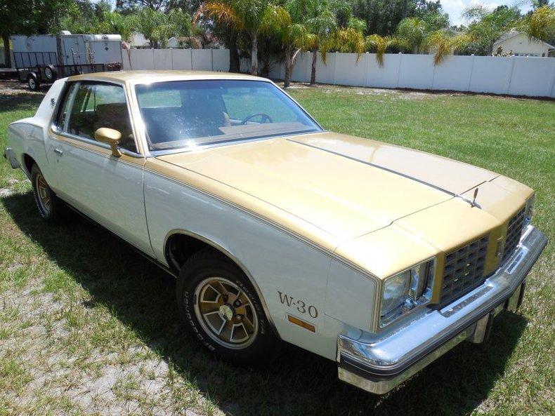 1979 Oldsmobile Cutlass 442
