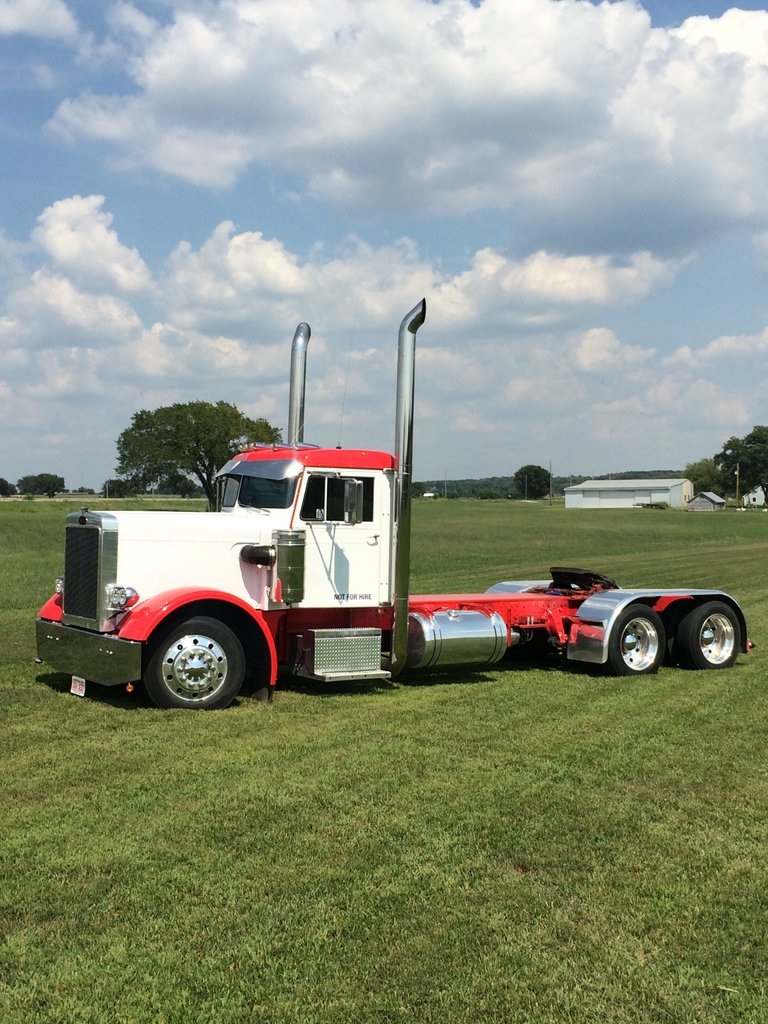 1966 Peterbilt 358A Needle Nose