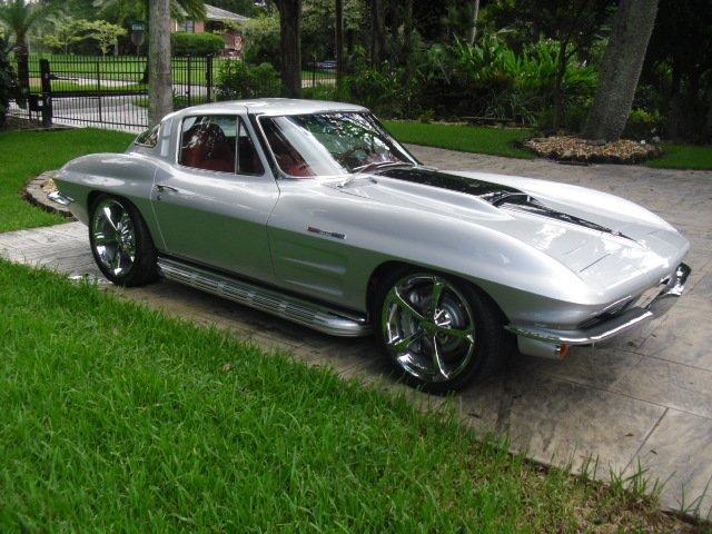 1964 chevrolet corvette restomod